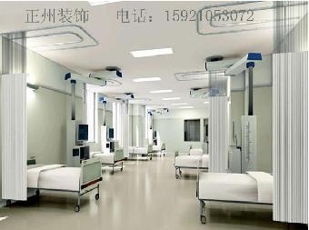上海医院装修设计