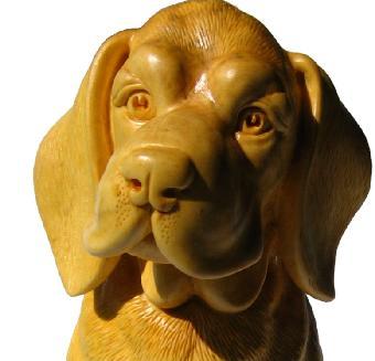 黄杨图纸木雕刻艺术品木雕小叶纯摆件制作狗山景规划园手工舜图片