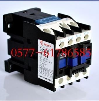 cjx2----单个接触器;   1810---电流规格18a   m------线圈电压
