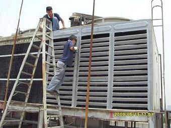 冷却塔改造 冷却塔维修 冷却塔配件更换