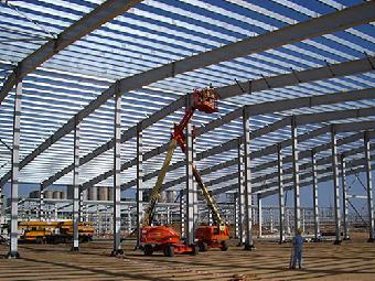 田寮钢结构厂房扩建,公明钢结构楼房夹层,公明网架工