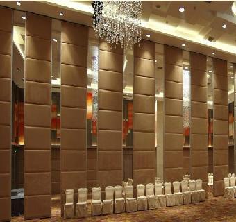 大悟县酒店餐厅多功能宴会厅包厢活动屏风隔断设计那家