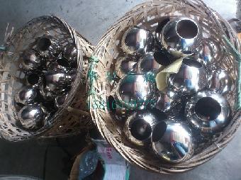 不锈钢装饰球,不锈钢圆球,不锈钢景观雕塑球,不锈钢浮球, 不锈钢钛金