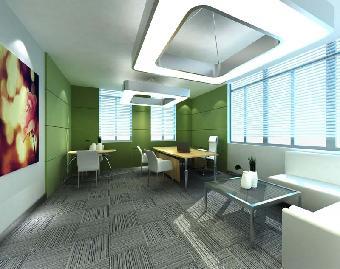 办公室 家居 起居室 设计 装修 340_269