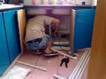 6,室内排水管道,雨水管,干管,立管,支管,器具连接管维修7, 下水管
