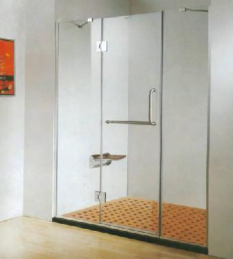 海淀区安装维修淋浴房,换滑轮(淋浴房配玻璃)