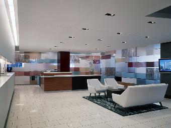 邛崃办公室装修 办公室设计效果图