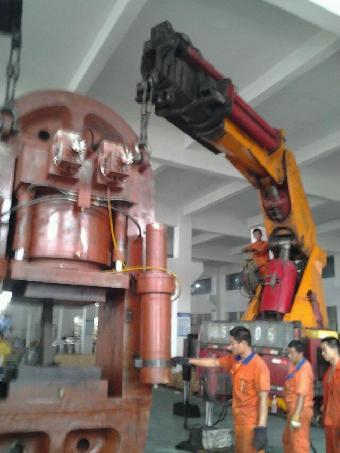 宁波森豪起重装卸运输有限公司,注册资金100万元人民币.