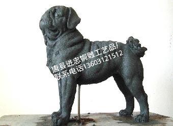 小动物雕塑订制-铜雕动物网-青铜动物雕塑生产