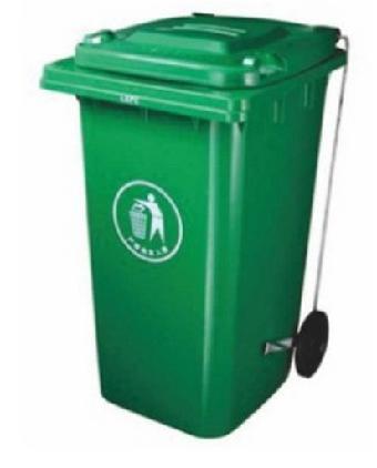 大化带轮垃圾桶,大化塑料垃圾桶,大化批发垃圾桶