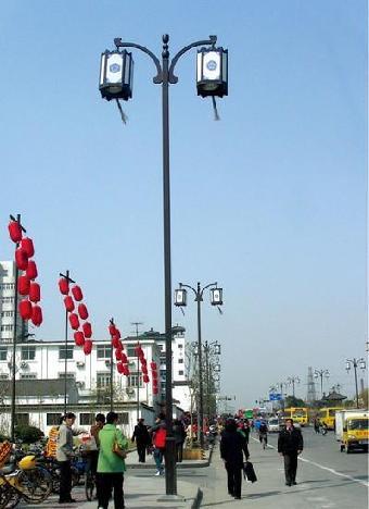 扬州中式仿古灯 什么牌子的仿古灯好 仿古太阳能庭院图片