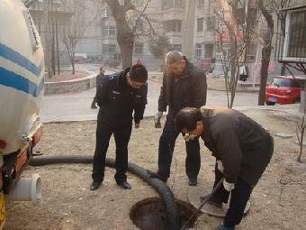 西安疏通下水 疏通马桶厕所 维修管道
