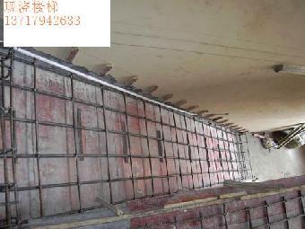 钢结构阁楼制作 混凝土楼板搭建
