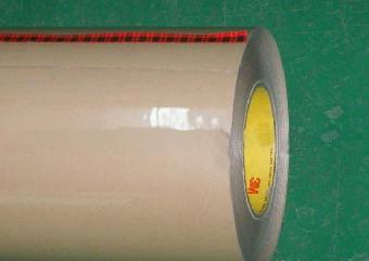 印刷电路板或者其他种类的软性电路板,使用3m-9703(z轴异向导电薄膜)