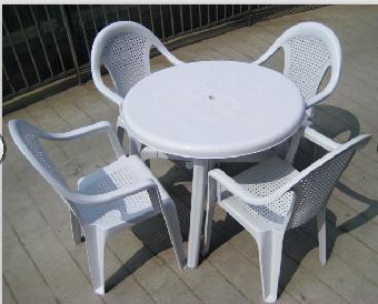 大排档塑料桌椅价格