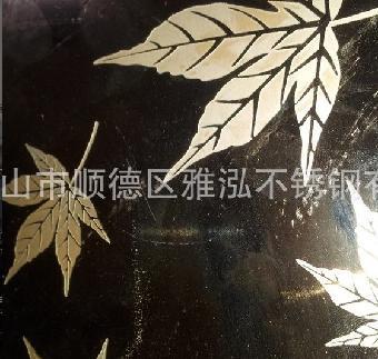 枫叶简笔画上色