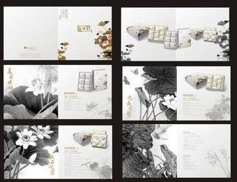 从宣传册的开本,字体选择到目录和版式的变化,从图片的排列到图片
