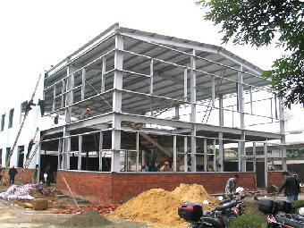 北京钢结构加建二层a做二层钢结构价格