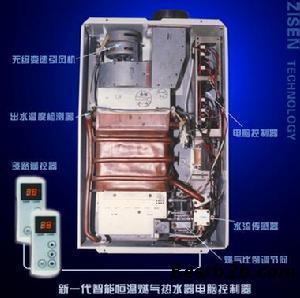 燃气热水器是进水闸门控制还是出水闸门控制图片