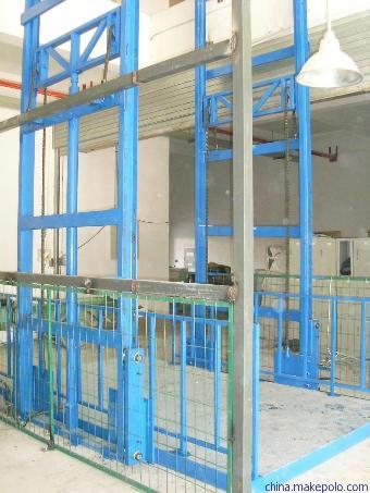 钢结构斜坡装货平台架图片