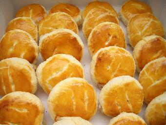 老婆饼的做法培训东北酥饼配方及做法油炸类糕点培训