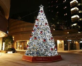 香港圣诞树灯具进口报关