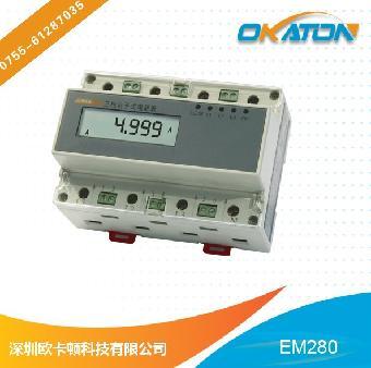电流线路功耗        ≤1va        电能脉冲输出        光耦