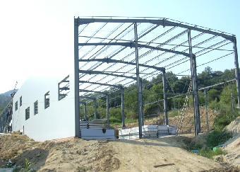 株洲轻钢厂房,广州潇艺钢结构行业第1品牌!