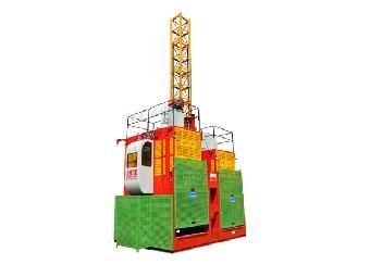 施工升降机有关的工作原理