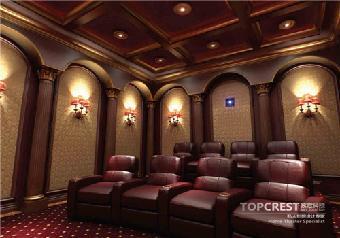 致力与将美国先进的家庭影院设计理念引入中国,为国内高端客户提供