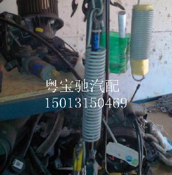 宝马520li后备箱撑杆 525li尾盖液压杆