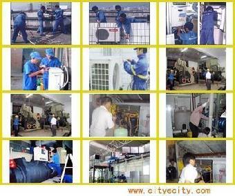 精通变频空调,中央空调,吸顶空调,机房空调维修.