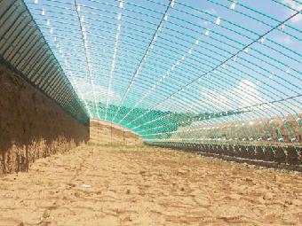 运城无支柱钢结构大棚建造 晋中冬暖式温室建设