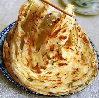 汇丰园教台湾手抓饼的做法,台湾手抓饼技术培训,从和面开始所有技术都