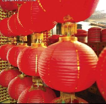 深圳厂家大红灯笼,红包批发