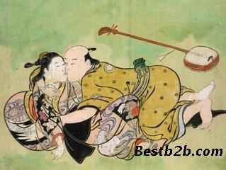 日本浮世绘春画全图