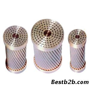 钢芯铝绞线具有结构简单,架设与维护方便,线路造价低,传输容量大,又