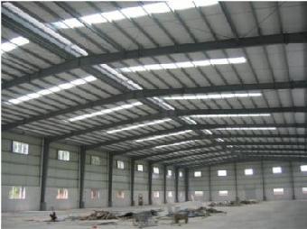 供应钢结构厂房厂家直销,钢结构的墙体主要由墙架柱,墙顶梁,墙底梁