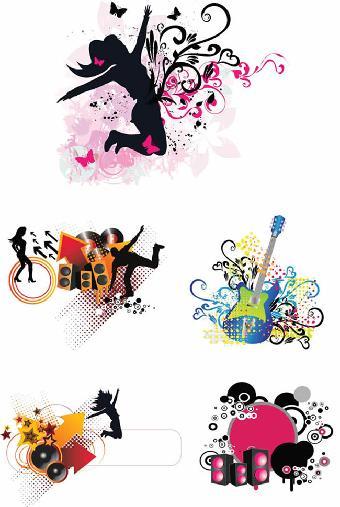 图形,或对比强烈的色彩,或大面积的空白,或简练的视觉流程使海报招贴