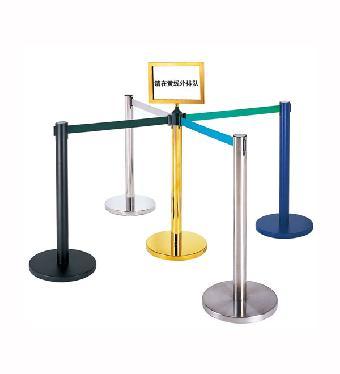隔离带,伸缩栏杆,银行一米线,警戒线,移动护栏,围栏杆,栏杆座,不锈钢