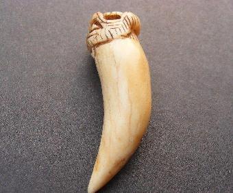 我有个非洲象牙雕想出手