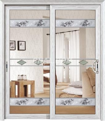 建筑下列部位的门窗必须采用安全玻璃(钢化玻璃或夹层玻璃):   (a)7层