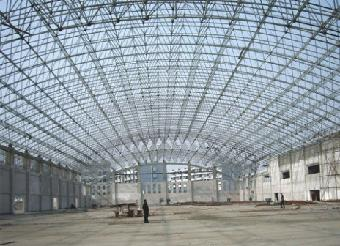 龙岗网架钢结构,龙岗网架工程,龙岗钢架安装