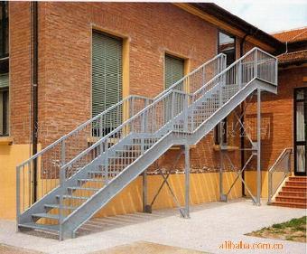 北京大兴区专业钢结构楼梯制作专业钢结构制作公司