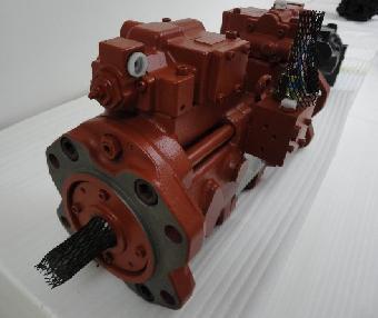 三一sy365h-9挖掘机行走马达,液压泵图片