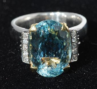 这海蓝宝石权威估价