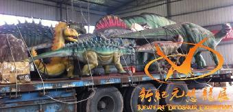 西藏大型仿真恐龙展价格多少问新纪元恐龙展