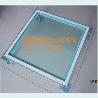 安装高强度航空玻璃地板施工注意事项(图)