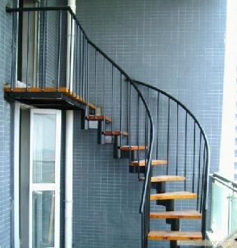 上海市闸北 普陀 钢结构楼梯制造