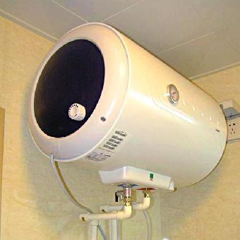 图解电热水器清洗方法
